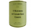 Confit de Manchons de Canard X 5  600g