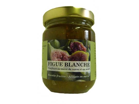 Confiture de figues blanches 100g