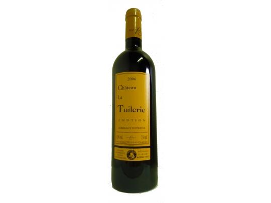 Vin rouge Bordeaux Supérieur 75cl 2006