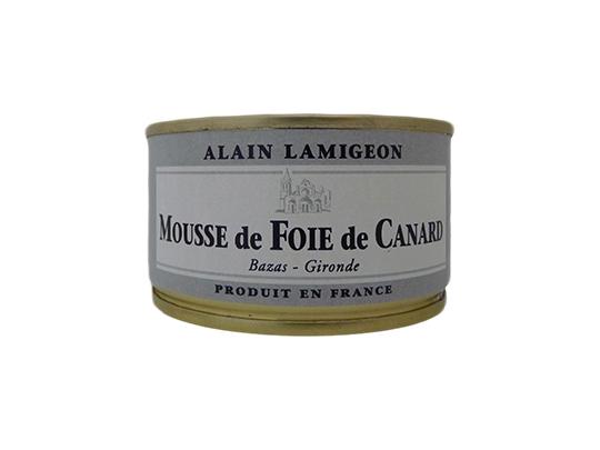 Mousse de Foie de Canard 125g