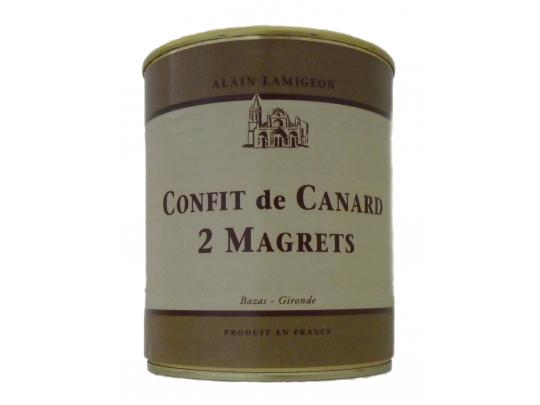 Magrets de Canard Confits 400g