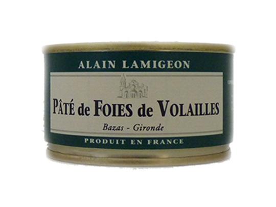 Pâté de Foie de Volaille 135g