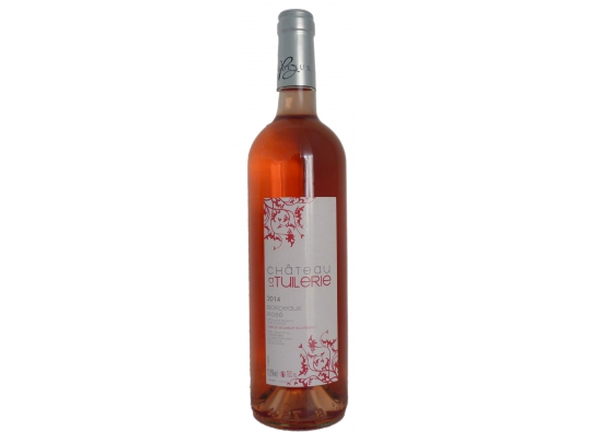 Vin Rosé Bordeaux 75 cl