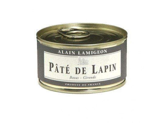 Pâté de Lapin 135g