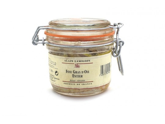 Foie gras d'Oie entier 180g